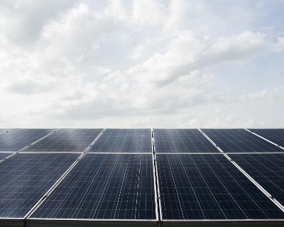 Grands projets de production d'energie renouvelable