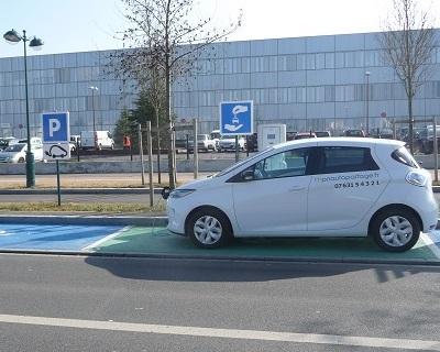 Renouvellement d'un service d'autopartage et de recharge de vehicules electriques